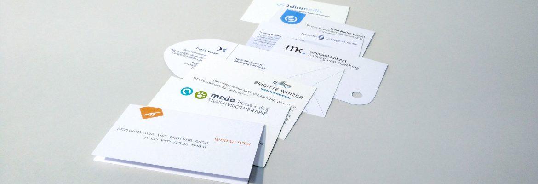 Business Cards · Branding